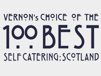 Vernon's Choice in the 100 Best Self Catering in Scotland